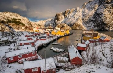 Lofoten Arctic Lights -14