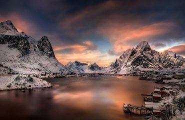Lofoten Arctic Lights -15
