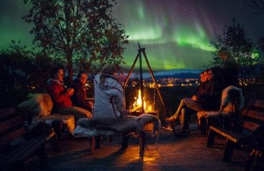 Lofoten Arctic Lights -23